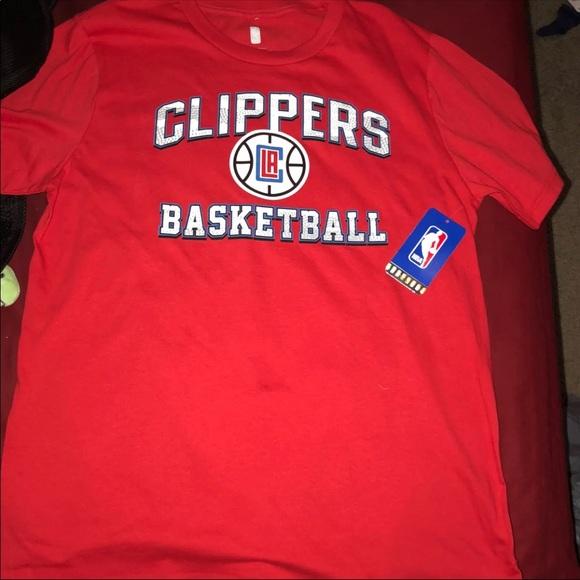 d3c37ec951c NBA Shirts & Tops   Boys La Clippers Shirt   Poshmark